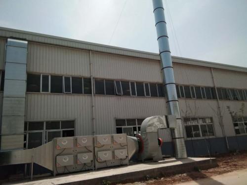 淄博热处理油烟净化设备