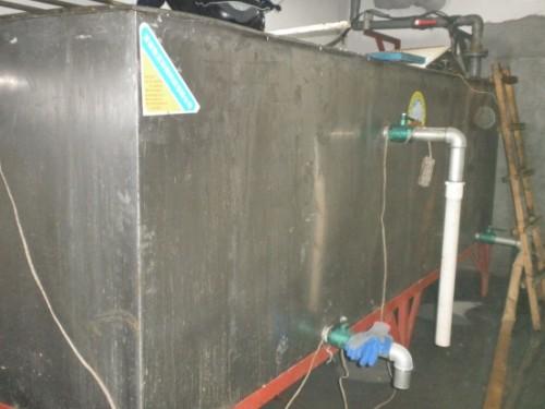 强排油自动刮油隔油器